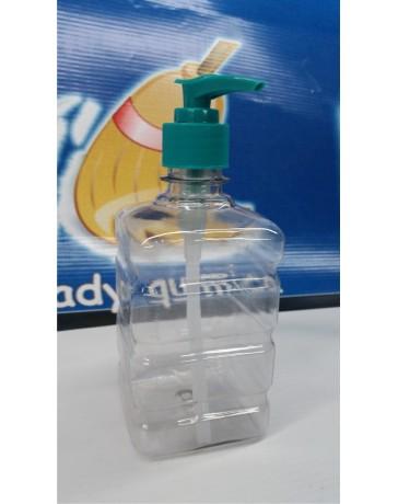 Despachadores dosificadores para shampoo sencillos